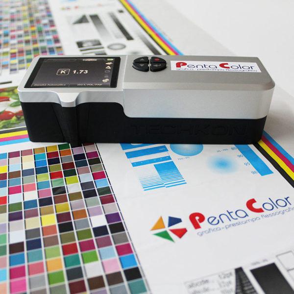 Flessografia prove colore 1